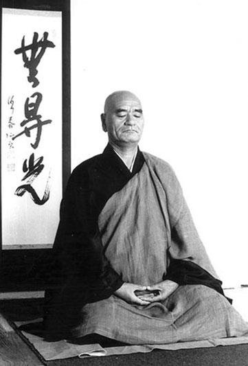 Deshimaru - Dojo Zen Sevilla