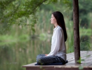 Zazen-Meditation